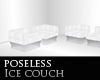 Ice Couch POSELESS