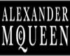 Alex.McQueen Store sign