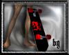 Juggallette Skateboard
