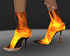 fire shoes female