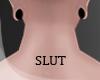 .. neck tattoo