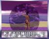 *Purple Dance Bubble