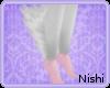 [Nish] Hamlet Leg Tufts