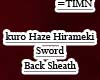 [Tmn] Sheath Kuro Kaze