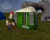 Green Large Tent