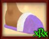 Fuzzy Slippers purple