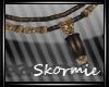 *SK*Bullet Necklace M2