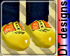 dutch wooden shoes m
