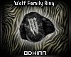 (W) Council Family Ring