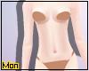 ! Nude bikini