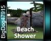[BD]BeachShower