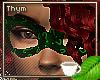 Lady Riddle Mask