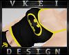 V' +Batman Pj Top+