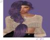 [Gel]Delma Purple