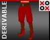 Red Elf Pants