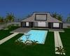 Hawaiian getaway villa