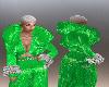 Neon~ Glam Fur