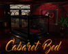 [M] Cabaret Bed Poseless