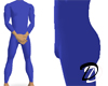 Enhanced Shorts Bodysuit