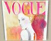 Vogue Fashion Art