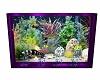 purple aquarium