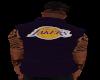 Laker Vest/Tattoos