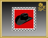 Country Boy Stamp