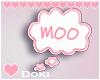 Moo Bubble M