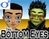 Bottom Eyes -Mens