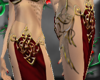 Fire Sorceress Skirt