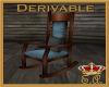 E.A. Deriv Rocking Chair