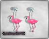 CG | Flamingo Earrings