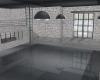 NYC grey Brick  loft