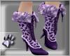 (dp) Dreams Mink Boots