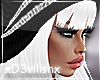 ✘Hat White~Hair