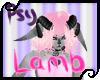 Psy-Dark Lamb Ears V.1