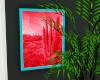 $ Pink/AquaBlue Art.