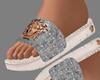Medusa White Slides