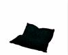 Teal Sparkle Pillow