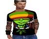 Rasta Alien 420