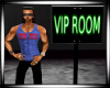 {RJ} VIP Room Sign
