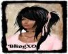 Bling Rocker Black Hair