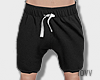 "Iv""Black Shorts"