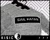 ᖽᐸ Sail Hatan M