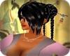 oriental black hair 2