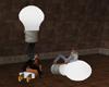 Light Bulb Seat