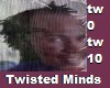 Twisted minds (Euro) D&B