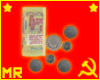 <MR> Soviet currency