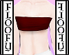 ☾ Red Andro Top