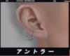 Silver Earring (R)